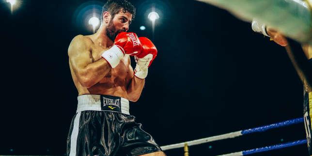 Cyril Benzaquen, boxeur bac + 5
