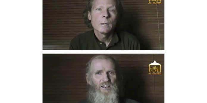 Echange de prisonniers entre talibans et Occidentaux