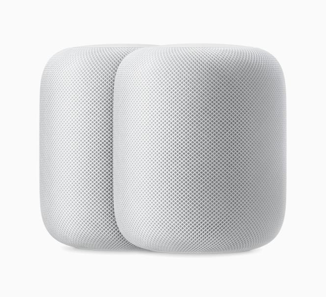 HomePod d'Apple.