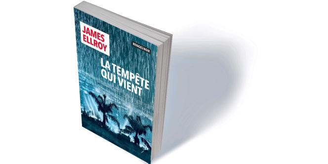 « La Tempête qui vient » (This Storm), de James Ellroy, traduit de l'anglais (Etats-Unis) par Sophie Aslanides et Jean-Paul Gratias, Rivages, 696 p., 24,50 €.