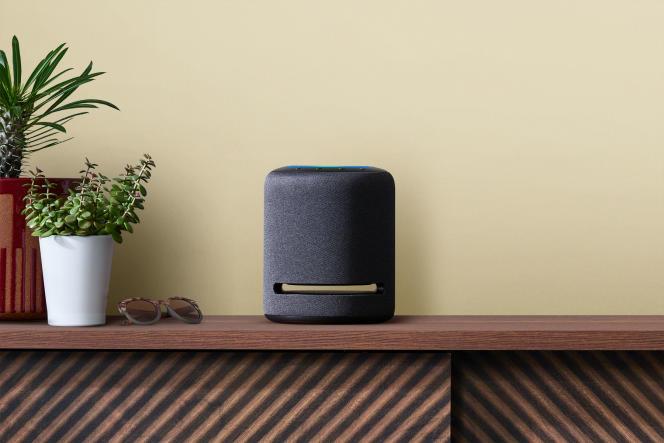 Echo studio d'Amazon.