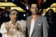 Martin Scorsese et Robert De Niro sur le tournage de «Casino» (1995).
