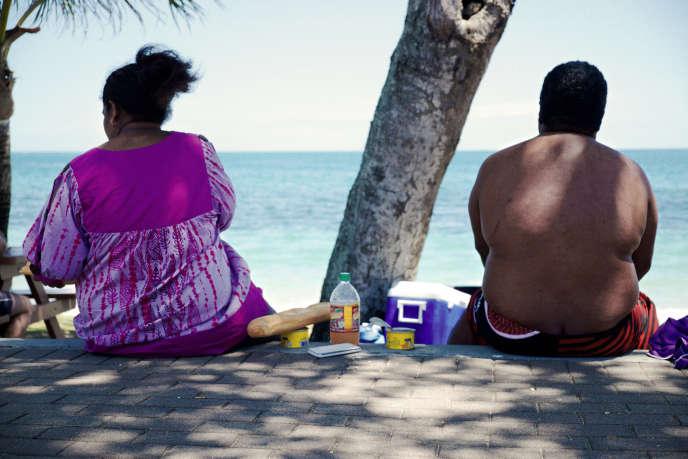 La prévalence des maladies chroniques liées à l'alimentation est beaucoup plus forte dans les DROM que la moyenne nationale.