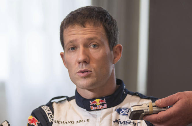 Sébastien Ogier pilotera pour le constructeur japonais Toyota lors de la saison 2020-2021.