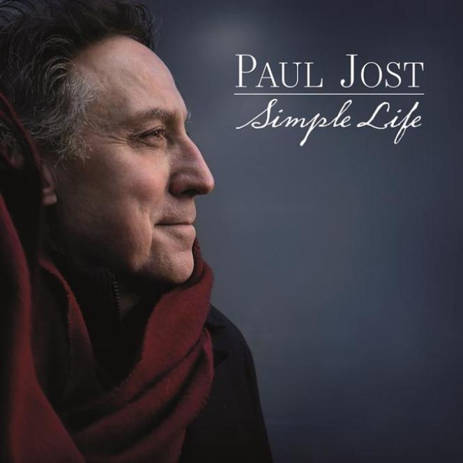 Pochette de l'album« Simple Life», de Paul Jost.