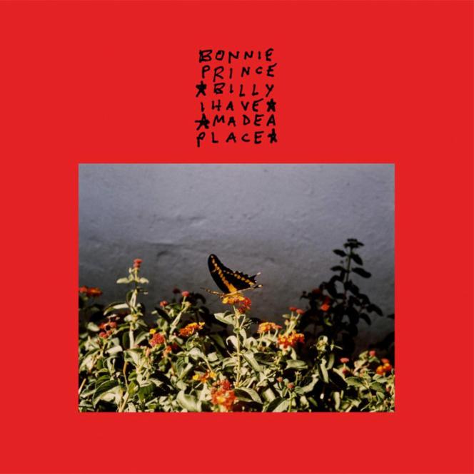 Pochette de l'album «I Made a Place», de Bonnie «Prince» Billy.