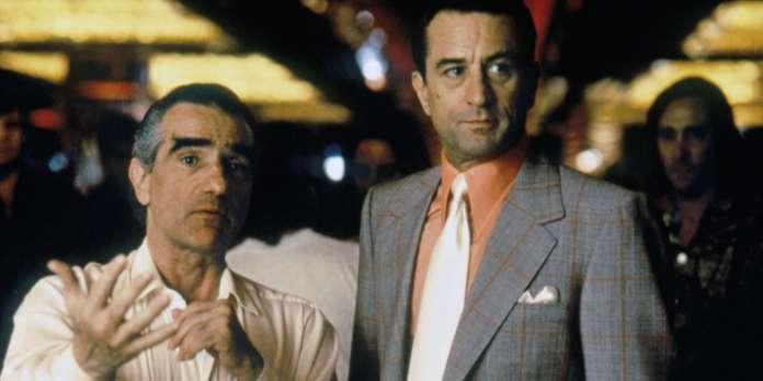 Robert De Niro et Martin Scorsese, un duo fidèle de géants du cinéma