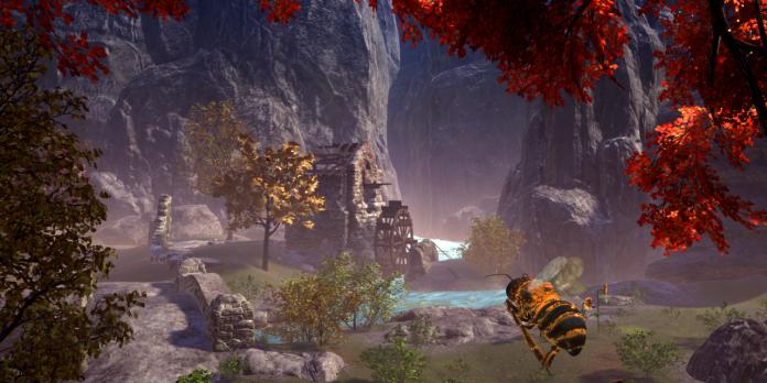 « Bee Simulator » : le jeu vidéo où l'on se prend pour une abeille