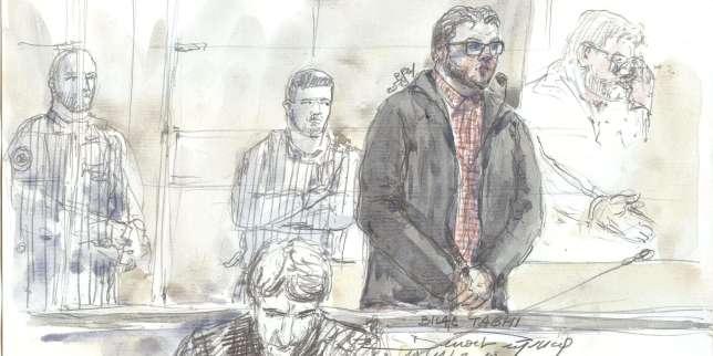 Bilal Taghi, auteur du premier attentat djihadiste perpétré en prison, condamné à vingt-huitans de réclusion