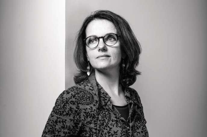 Delphine Brunet, auteure et styliste culinaire, cofondatrice de la revue« 180°C»