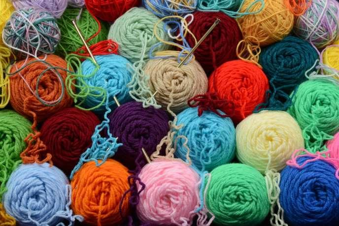 Trois Applis Pour Tricoter Broder Crocheter