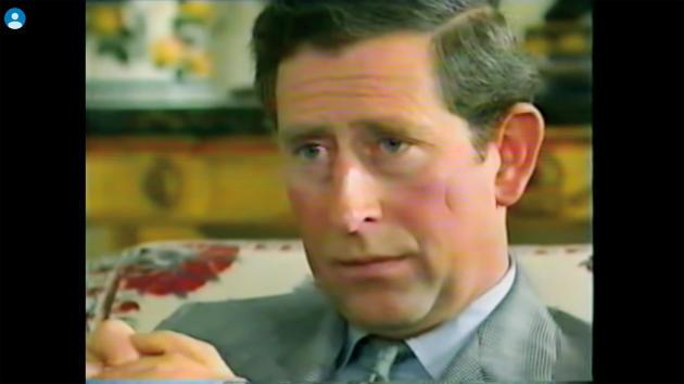Le prince Charles en 1994, extrait d'un documentaire de Jonathan Dimbledy, intitulé « The Private Man, The Public Face ».