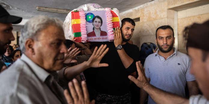 En Syrie, le martyre d'Harvin Khalaf, victime des chiens de guerre d'Ankara