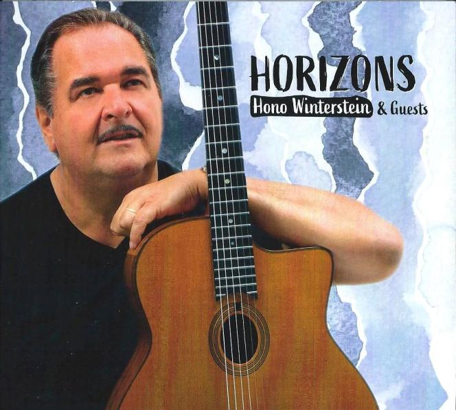 Pochette de l'album «Horizons», d'Hono Winterstein.