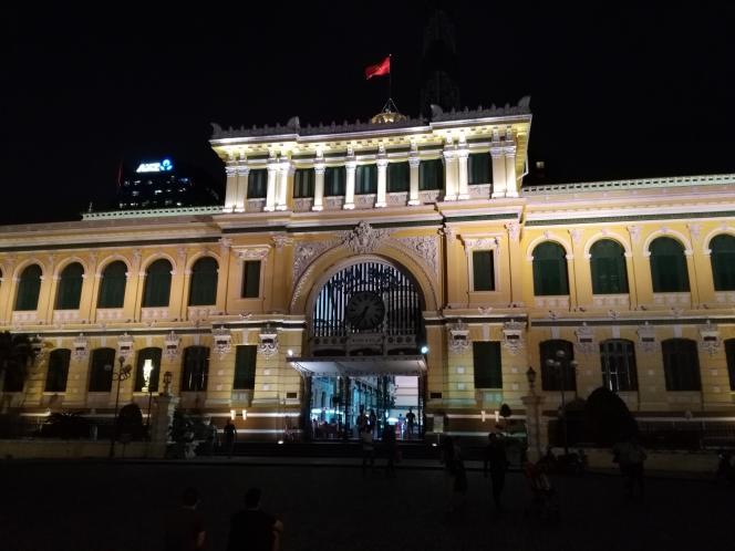 Poste de Saïgon.