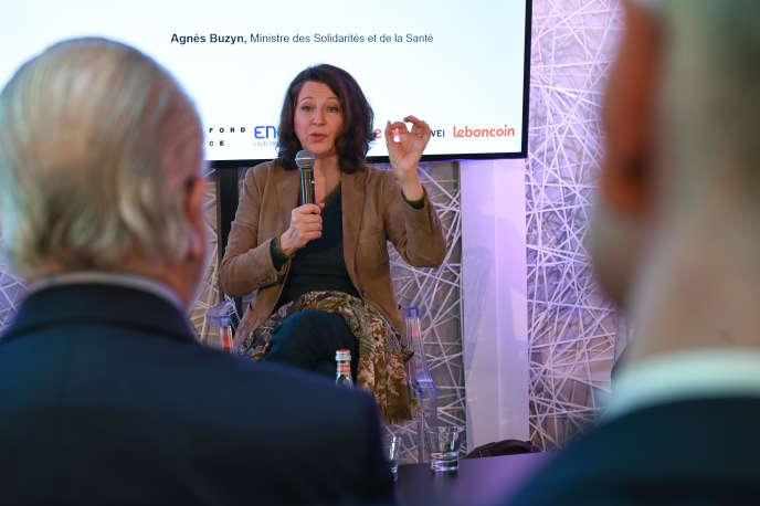 Agnes Buzyn La Greve Du 5 Decembre Sera Tres Corporatiste