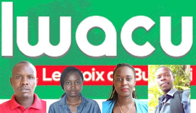 Les quatre journalistes d'« Iwacu» sont incarcérés à la prison centrale de Bubanza depuis le 22 octobre 2019.