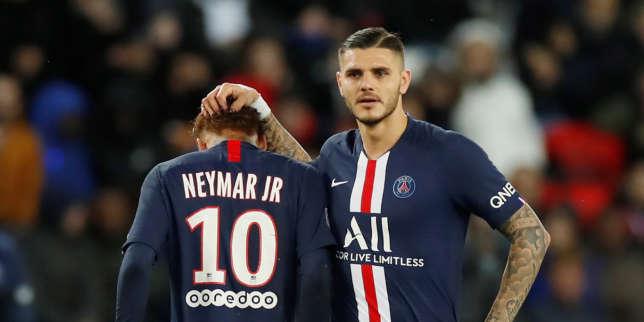 Ligue 1: Paris maîtrise Lille (2-0) à quatre jours de son déplacement à Madrid