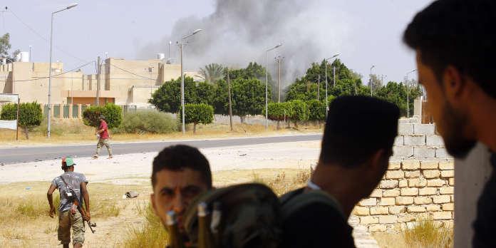 La Libye nouveau théâtre d'intervention des Russes