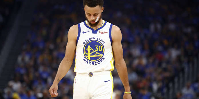 NBA : la lourde chute de la maison Warriors