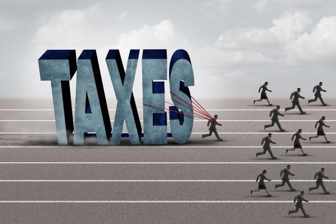 «Aux Etats-Unis, la période 1961-1970 fut marquée par une croissance annuelle moyenne du PIB de près de 4,2 %, soit une augmentation de plus de 50 % sur la période. Or, le taux marginal de la tranche supérieure d'imposition des revenus oscillait à l'époque entre 91 et 70 %.»
