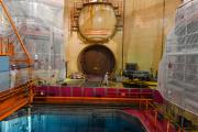 A la centrale nucléaire du Tricastin, en juin 2019.