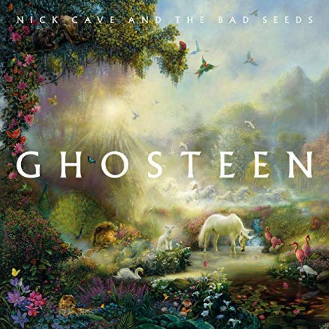 Pochette de l'album «Ghosteen», de Nick Cave.