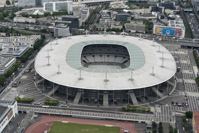 Le Stade de France, situé à Saint-Denis, sera au cœur des JO de Paris 2024 puisque l'enceinte accueillera les cérémonies d'ouverture et de clôture et les épreuves d'athlétisme.