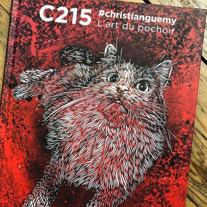 «#christianguémy L'art du pochoir», par Alessandra Mattanza ( 224 pages, White Stars).