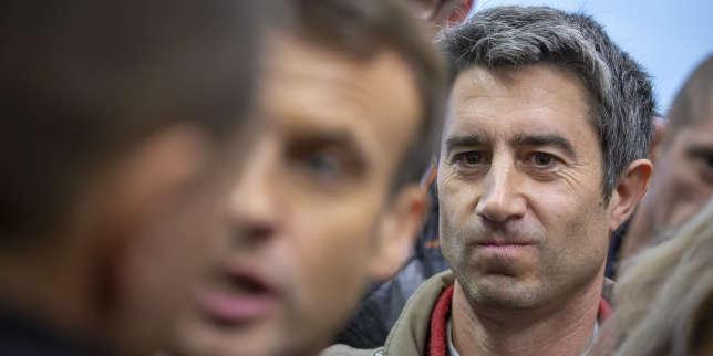 Une conversation exhumée entre Emmanuel Macron et François Ruffin agite la gauche de la gauche