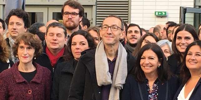 Elections municipales à Paris: Anne Hidalgo ressoude la gauche avant de lancer sa campagne