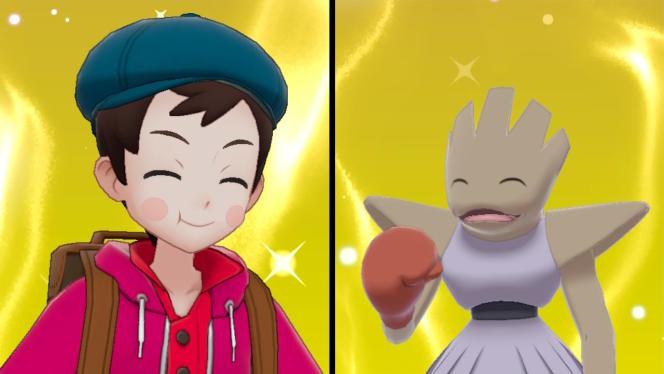 L'objectif caché du jeu est de cuisiner du curry pour chaque Pokémon du jeu afin de profiter de ces animations adorables.