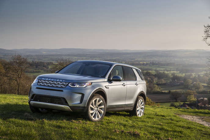 Le Discovery Sport (essence) sera disponible en version hybride-rechargeable en 2020.
