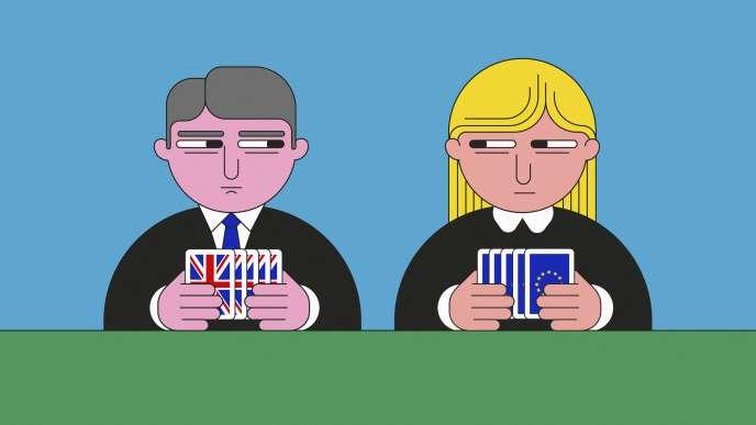 «Dès lors que le Brexit serait acté, les institutions s'exprimeraient dans la langue maternelle de 1% des Européens, Irlandais et Maltais principalement»