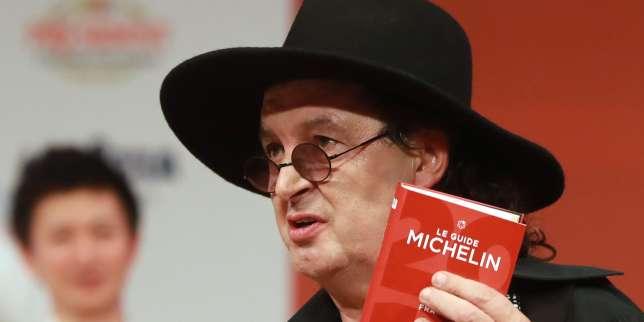 Au tribunal, le cuisinier Marc Veyrat demande la transparence au guide Michelin