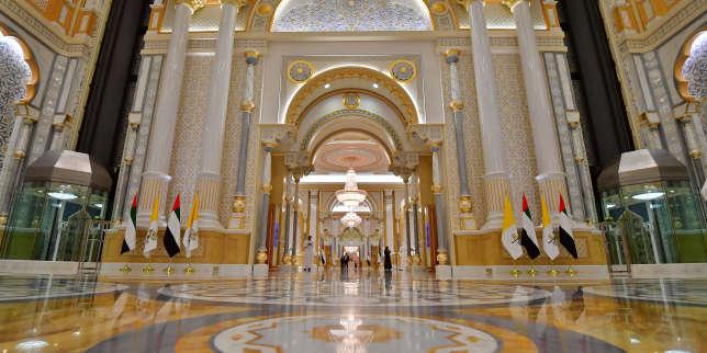 Le palais d'Abou Dhabi, «Versailles du Proche-Orient», grand œuvre d'un décorateur vendéen