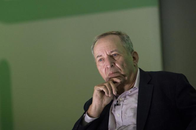 Larry Summers, à Half Moon Bay (Californie), le 26 février.