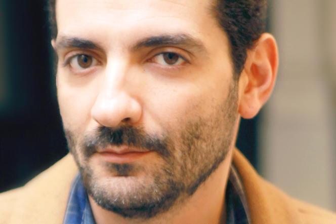 Le cinéaste Karim Moussaoui.