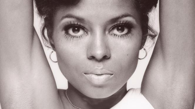 Diana Ross en 1974.