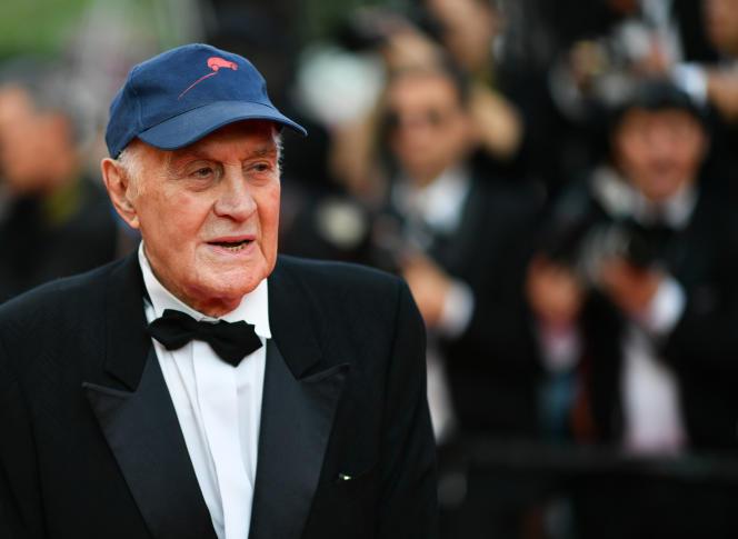 Rémy Julienne au Festival de Cannes, en 2017.