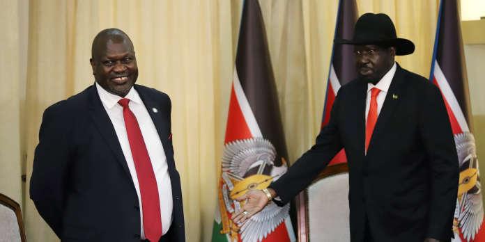 Les Etats-Unis rappellent leur ambassadeur au Soudan du Sud