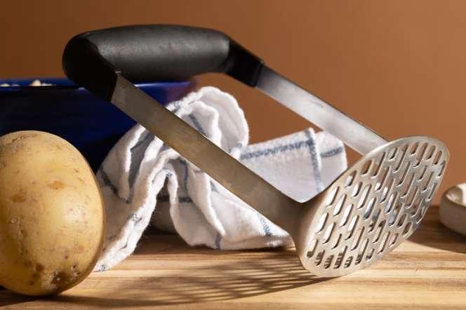 Le Smooth Potato Masher d'Oxo Good Grips est le meilleur presse purée parmi les dizaines de modèles que nous avons évalués.