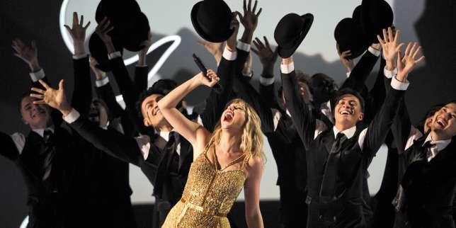 La pop star démocrate Taylor Swift s'invite dans la primaire américaine