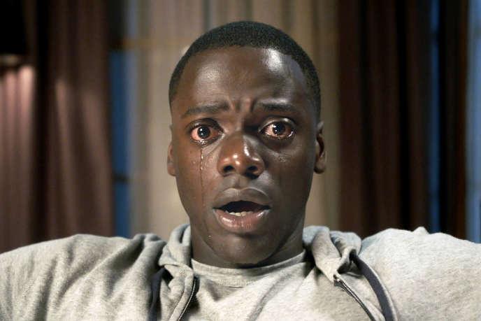 Daniel Kaluuya (Chris Washington) dans«Get Out», réalisé par Jordan Peele.
