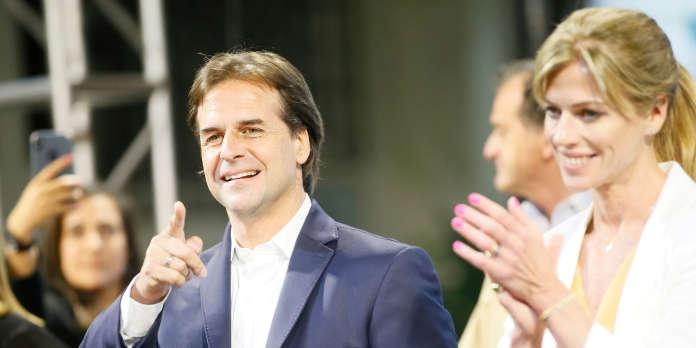 Luis Lacalle Pou, un libéral pragmatique bientôt au pouvoir en Uruguay