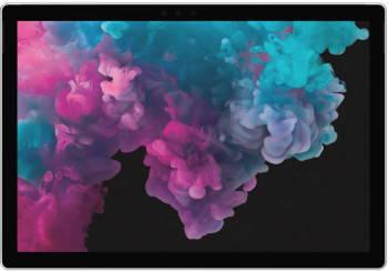 Très bon ordinateur portable, tablette convenable La Surface Pro 6 de Microsoft