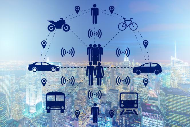 « Aujourd'hui seulement 2% des passagers adoptent ces nouvelles mobilités dans leur routine quotidienne.»