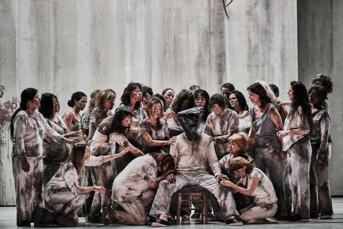 «Le Prince Igor», d'Alexandre Borodine, dans une mise en scène de Barrie Kosky.