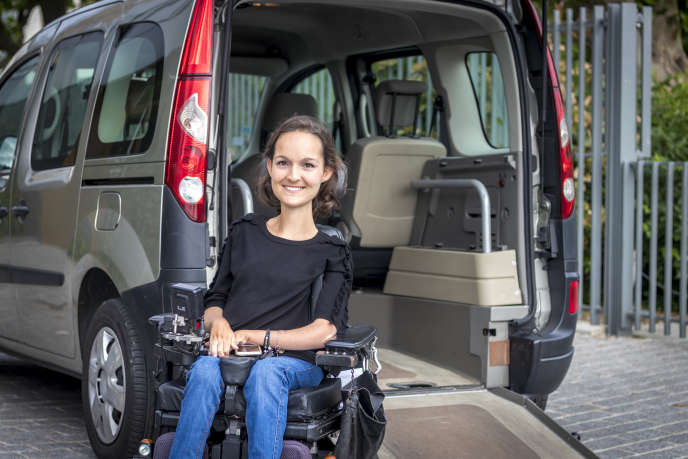 Charlotte de Vilmorin a fondé et dirigé le site de partage de véhicules aménagés Wheeliz.