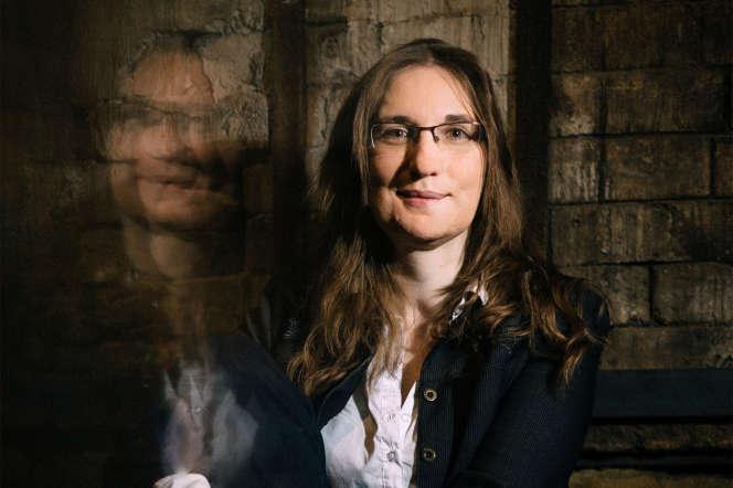 Christelle Dabos, autrice de «La Passe-Miroir».